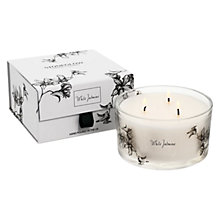 Buy Stoneglow Orchid 3 Wick Jasmine Scented Candle Online at johnlewis.com