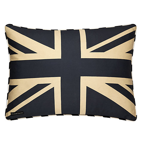 Buy Christian Lacroix for Designers Guild London Cushion, Multi Online at johnlewis.com