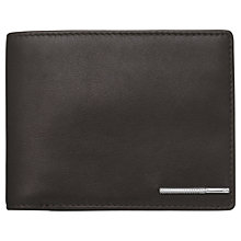 Buy Links of London 4 Credit Card Leather Wallet, Black Online at johnlewis.com