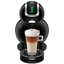 Buy NESCAFÉ® Dolce Gusto® Melody III Automatic by De'Longhi, Black Online at johnlewis.com