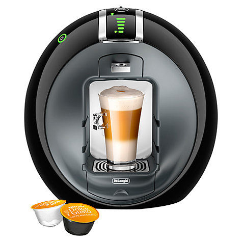 Buy Nescafé Dolce Gusto Circolo Coffee Machine by De'Longhi Online at johnlewis.com