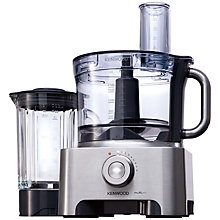 Buy Kenwood FPM800 Multipro Sense Food Processor Online at johnlewis.com