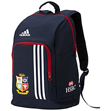 Buy Adidas British & Irish Lions Backpack Online at johnlewis.com