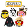 "Angry Birds Star Wars 5"" Plush Toy, Assorted"