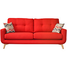 Buy John Lewis Barbican II Large Sofa, Linoso Online at johnlewis.com