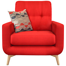 Buy John Lewis Barbican II Armchair, Linoso Online at johnlewis.com