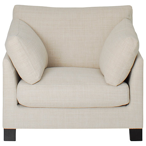 Buy John Lewis Ikon Armchair, Burton Natural Online at johnlewis.com