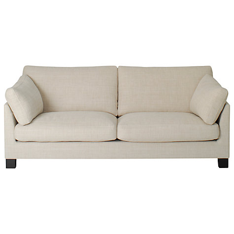 Buy John Lewis Ikon Grand Sofa, Burton Natural Online at johnlewis.com