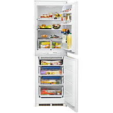 Buy Hotpoint HM325FF Integrated Fridge Freezer, White Online at johnlewis.com