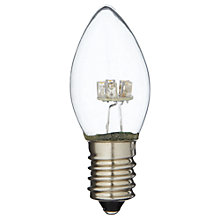Buy White Rabbit Replacement 0.5W SES LED 24.V Candle Bulb Online at johnlewis.com