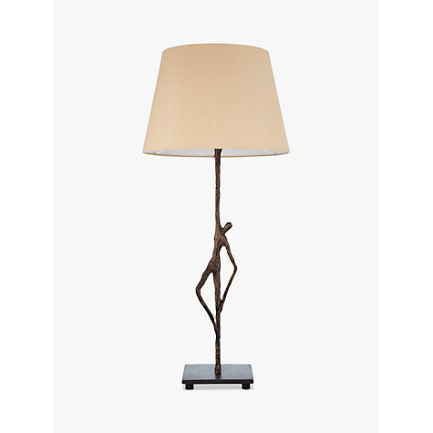 Buy David Hunt Ottoman Bronze Table Lamp Online at johnlewis.com