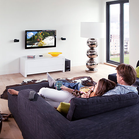 Buy Bose CineMate GS II, 2.1 Home Cinema Speaker System Online at johnlewis.com
