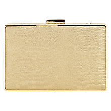 Buy Warehouse Decorative Box Sparkle Handbag Online at johnlewis.com