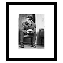 Buy Getty Image Gallery Al Pacino In London Framed Print, 57 x 49cm Online at johnlewis.com