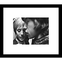 Buy Getty Image Gallery Faithful To Jagger Framed Print, 49 x 57cm Online at johnlewis.com