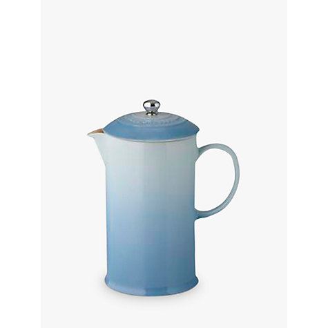 Buy Le Creuset Coffee Press Online at johnlewis.com