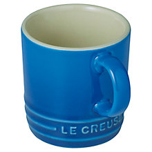 Buy Le Creuset Stoneware Espresso Mug, 100ml Online at johnlewis.com