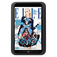 "Buy NOOK HD Tablet, TI OMAP, 1.3GHz, 7"", Wi-Fi, 8GB, Smoke Online at johnlewis.com"