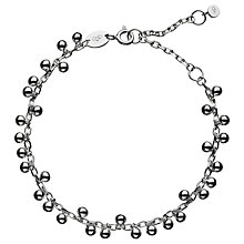 Buy Links of London Sterling Silver Effervescence Bubble Bracelet Online at johnlewis.com