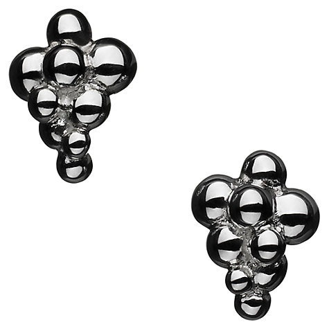 Buy Links of London Sterling Silver Effervescence Stud Earrings Online at johnlewis.com