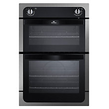 Buy New World NW901DO Double Electric Oven, Stainless Steel Online at johnlewis.com
