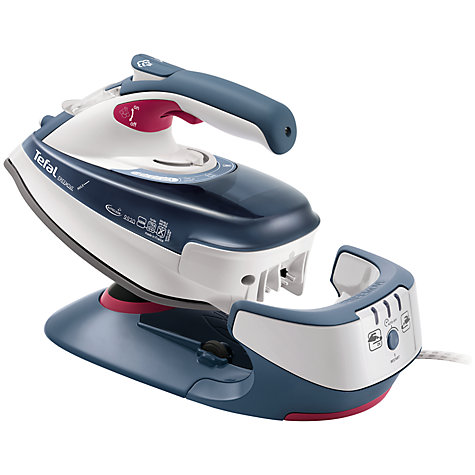 Buy Tefal FV9920 Freemove Cordless Steam Iron Online at johnlewis.com