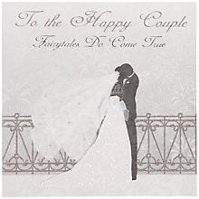 Buy Five Dollar Shake Fairytales do Come True Wedding Card Online at johnlewis.com