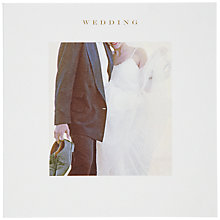 Buy Susan O'Hanlon Bride and Groom With Shoes Wedding Card Online at johnlewis.com