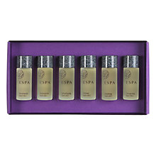 Buy ESPA Bath Oil Collection Set, 6 x 15ml Online at johnlewis.com