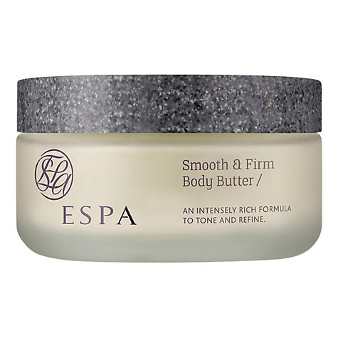 Buy ESPA Smooth and Firm Body Butter, 180ml Online at johnlewis.com