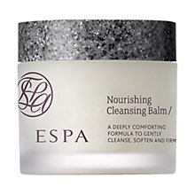 Buy ESPA Nourishing Cleansing Balm, 60g Online at johnlewis.com