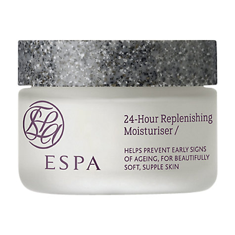 Buy ESPA 24-Hour Replenishing Moisturiser, 55ml Online at johnlewis.com