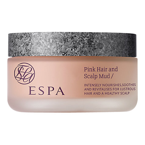 Buy ESPA Pink Hair and Scalp Mud Treatment, 180ml Online at johnlewis.com