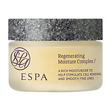 Buy ESPA Regenerating Moisture Complex, 55ml Online at johnlewis.com