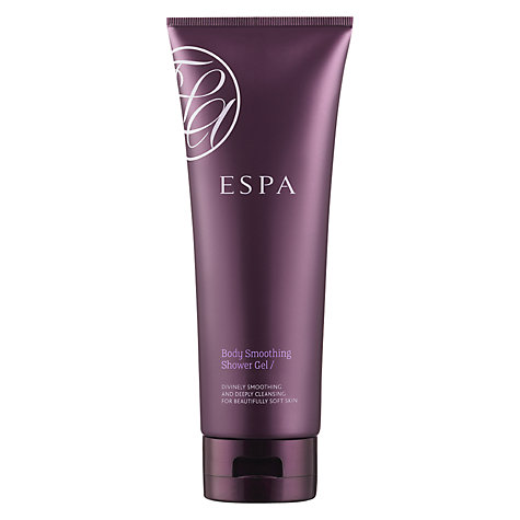 Buy ESPA Body Smoothing Shower Gel, 200ml Online at johnlewis.com