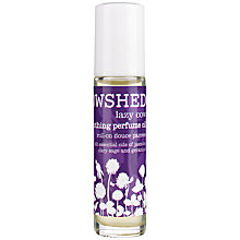 Buy Cowshed Lazy Cow Perfume Oil Roll On, 10ml Online at johnlewis.com