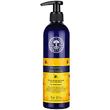 Buy Neal's Yard Bee Lovely Body Lotion, 295ml Online at johnlewis.com