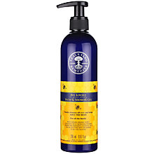 Buy Neal's Yard Bee Lovely Bath & Shower Gel, 295ml Online at johnlewis.com