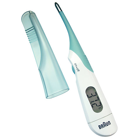 Buy Braun PRT1000 High Speed 3 in 1 Thermometer Online at johnlewis.com