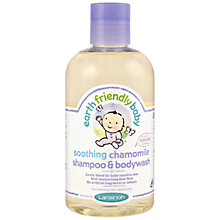 Buy Earth Friendly Baby Chamomile Shampoo and Bodywash, 250ml Online at johnlewis.com