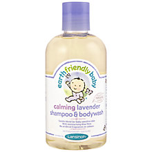 Buy Earth Friendly Baby Lavender Shampoo and Bodywash, 250ml Online at johnlewis.com