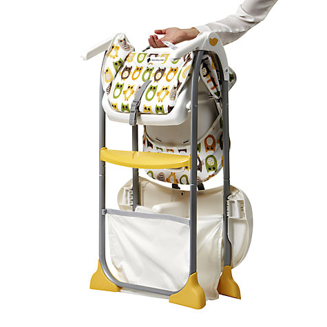 Buy Joie Baby Mimzy Snacker Highchair, Owl Online at johnlewis.com