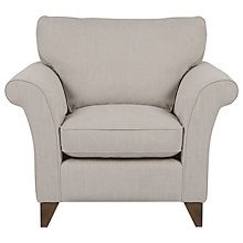 Buy John Lewis Charlotte Armchair, Senna French Grey Online at johnlewis.com