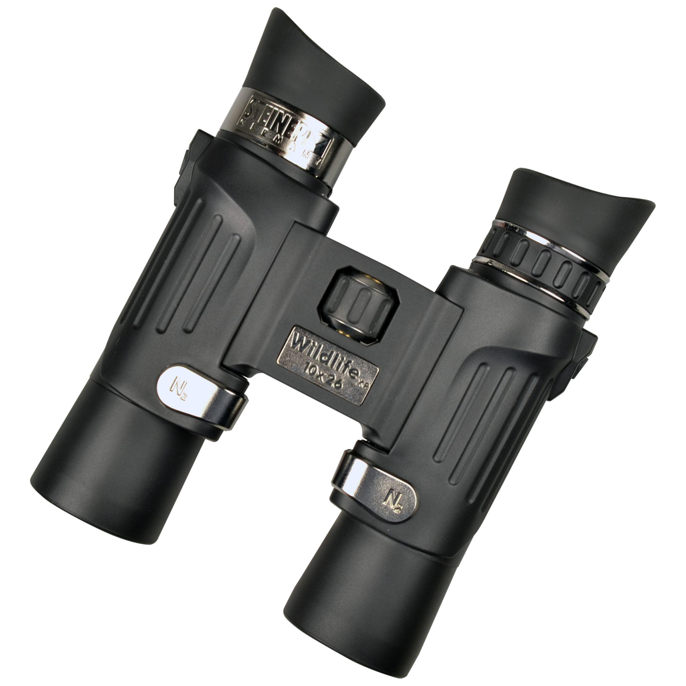 Steiner Steiner Wildlife XP Binoculars, 10 x 26