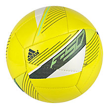 Buy Adidas F50 X-ite Mini Skills Football, Yellow Online at johnlewis.com
