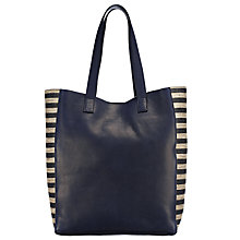 Buy Somerset by Alice Temperley Camellia Raw Edge Tote Online at johnlewis.com