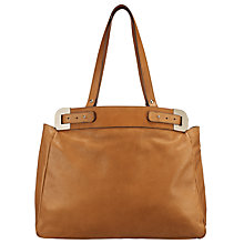 Buy Somerset by Alice Temperley Crocus Metal Trim Hand Held Handbag Online at johnlewis.com