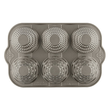 Buy Nordic Ware Mini Tiered Cakelet Pan Online at johnlewis.com