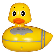 Buy John Lewis Christmas Floating Yellow Radio Rubber Duck, Yellow Online at johnlewis.com