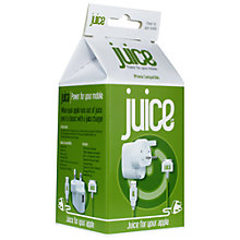 Buy Juice Apple Juice Home Charger for Apple Devices Online at johnlewis.com